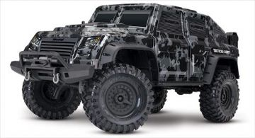 Traxxas TRX-82066-4 TRX4 Crawler Tactical Unit